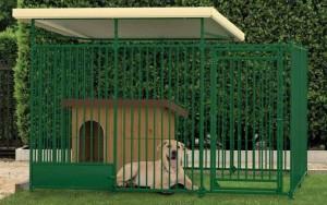 Какой вольер подойдет собаке
