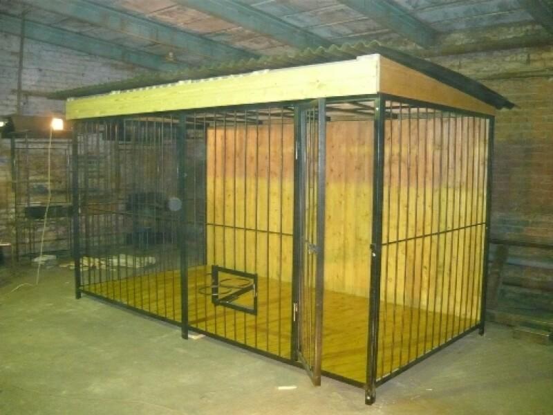 Фотография вольера для собак 5