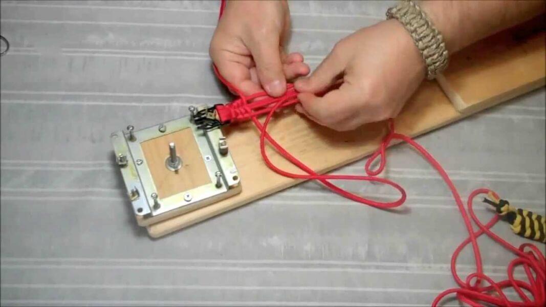 Плетение ринговки